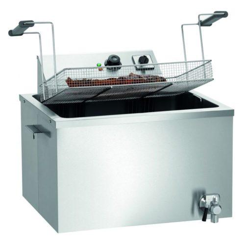 Backwarenfritteuse Maxi 50 Liter - Neumärker