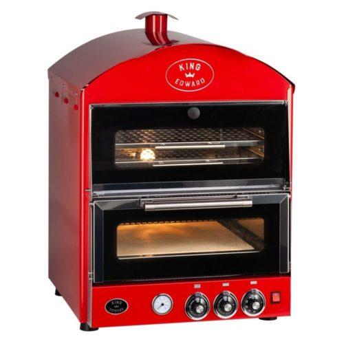 King Edward Vintage Pizzaofen PK1W - Neumärker