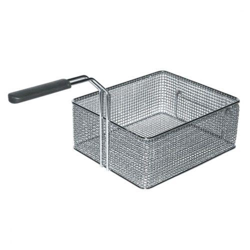 1/2 Korb für 13 Liter Becken-Kapazität, Gas-Fritteusen Simple-Version - Virtus - Gastroworld-24
