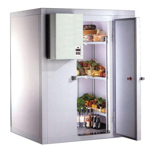 Kühlzelle, 80er Wandstärke, 2010er Höhe, - GGG
