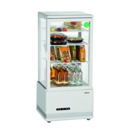 Mini-Kühlvitrine 78L-WE/L - Bartscher