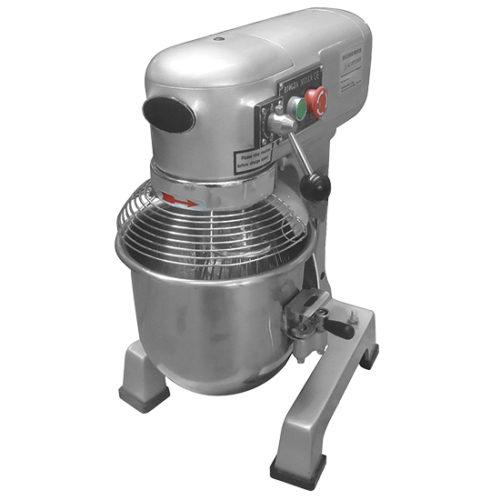 Planetenrührmaschine 20 Liter mit 3 Geschwindigkeiten - 230V/1F