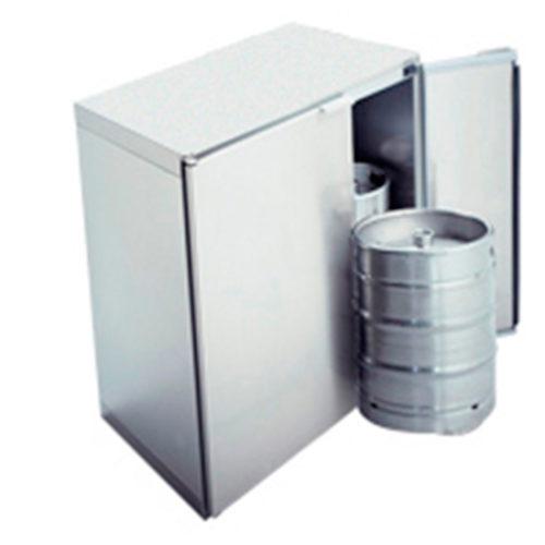 Fässerkühlbox ohne Aggregat