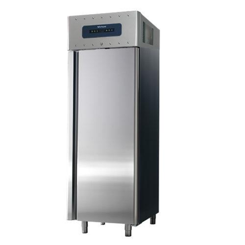 Bäckereitiefkühlschrank 700 Liter aus Edelstahl