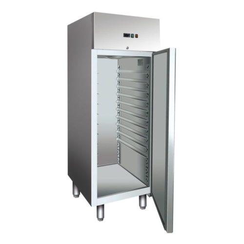 Gebäcktiefkühlschrank, 740x990x2010 mm, 852 L / 619 L, - GGG