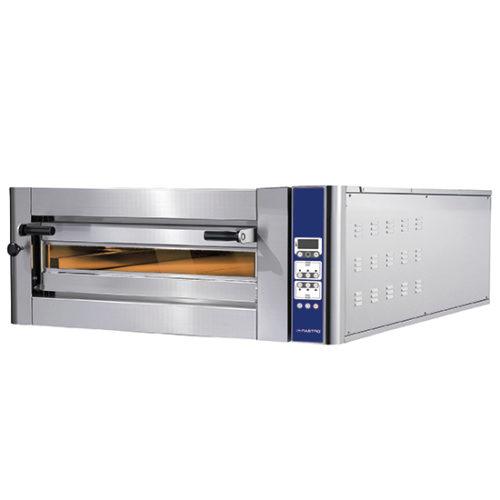 Elektro-Pizzaofen für 6 Pizzen ø 350 mm