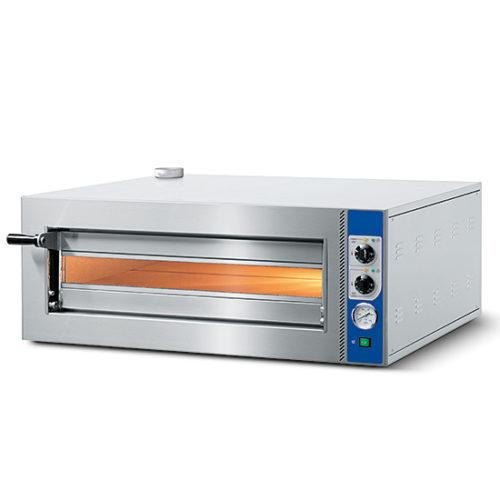 Elektro-Pizzaofen für 4 Pizzen ø 350 mm