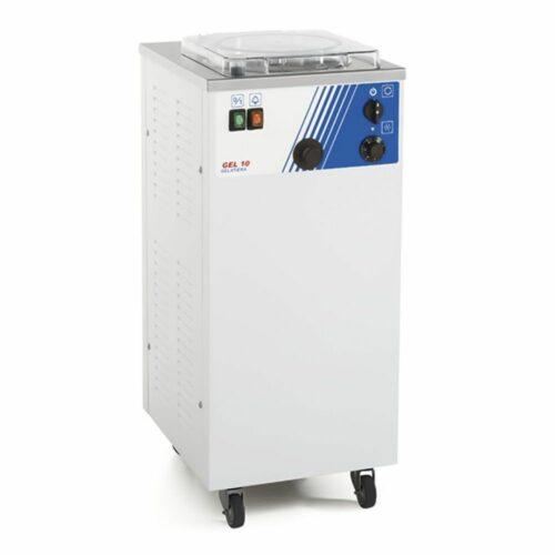 Speiseeismaschine mit Luftkühlung