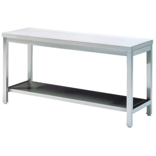 Arbeitstisch mit Zwischenboden