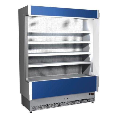 Kühlregal für Milchprodukte, 1480x602x1970 mm, - GGG
