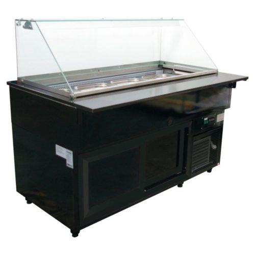 Gastrolinetheke, 1300x800x1250mm - GGG