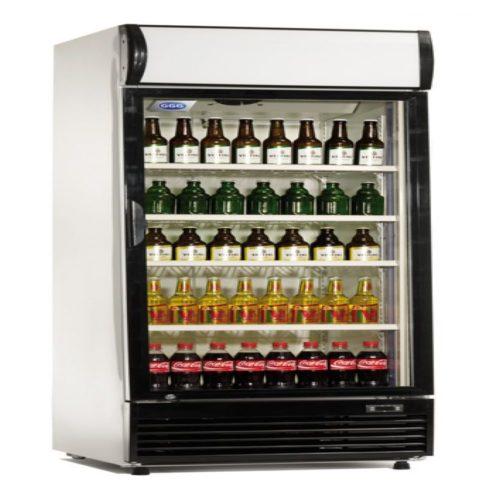 Flaschenkühlschrank, 430 L, 620x690x2073 mm, 250 W, 230 V, - GGG