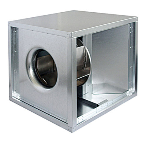 Abluftbox
