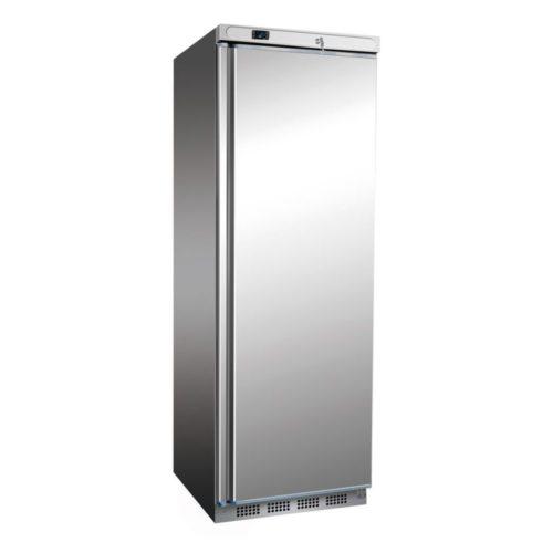 Edelstahl Tiefkühlschrank, 600x585x1850 mm, 400 L / 258 L, - GGG