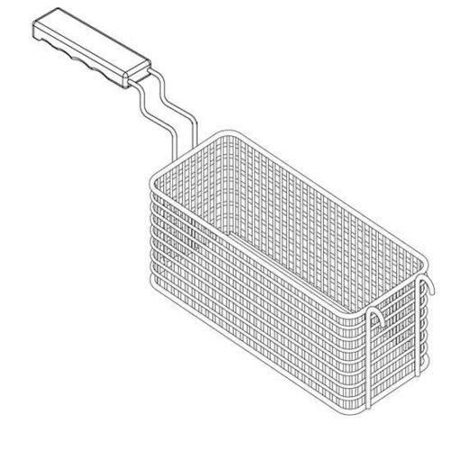 1/2 Korb für 17 Liter Becken-Kapazität