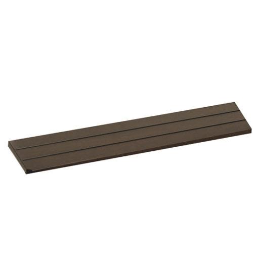 Tablettrutsche aus Holz für Buffet-Elemente 3x GN 1/1