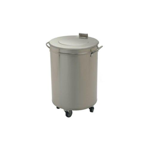 Abfalleimer 50 Liter, 380x605 mm, - GGG - Gastroworld-24