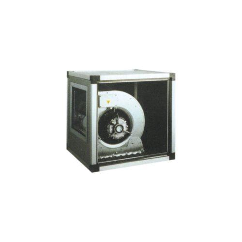 Abluftmotor mit Gebläse, 600x600x600 mm, 0,55 kW, 230 V, - GGG - Gastroworld-24