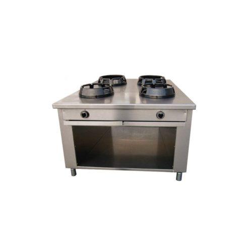 Allgas-Chinaherd , 1300x1400x850 mm, - GGG - Gastroworld-24