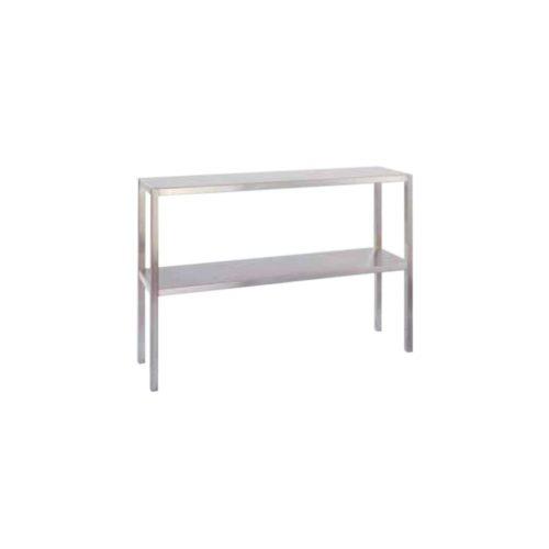 Aufsatzbord 2 Etagen 1000x400x600 mm, - GGG - Gastroworld-24