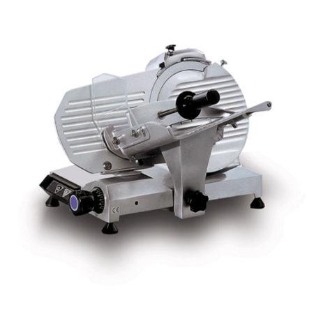 Aufschnittmaschine AM 250 250 mm Messerdurchmesser - Produkt - Gastrowold-24 - Ihr Onlineshop für Gastronomiebedarf