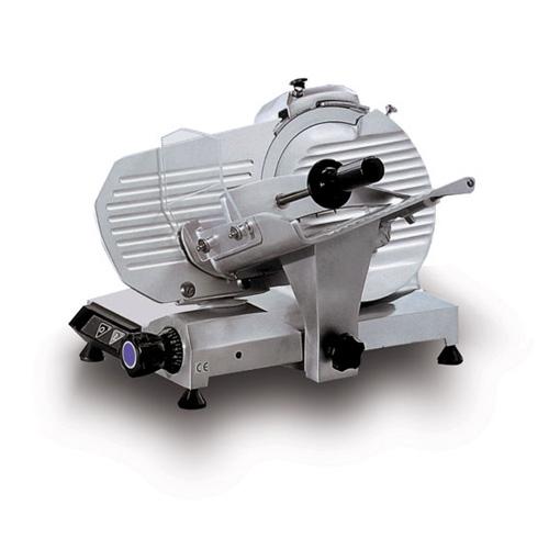 Aufschnittmaschine Messerdurchmesser 250mm - Produkt - Gastrowold-24 - Ihr Onlineshop für Gastronomiebedarf