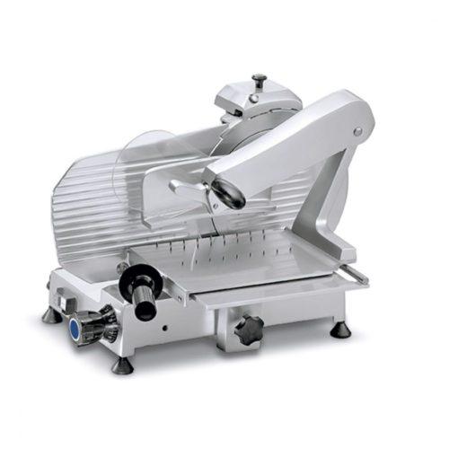 Aufschnittmaschine, Vertikalmodell, Messer ø 300 mm - Virtus - Gastroworld-24