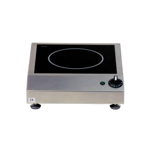 Auftisch Induktionsherd, 340x420x100 mm, 1 Kochstelle, - GGG - Gastroworld-24