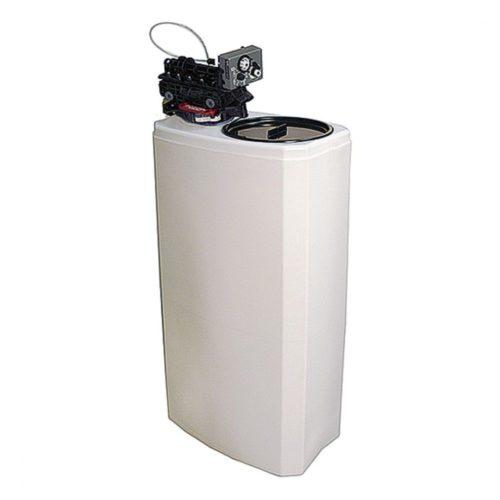 automatischer Wasserentkalker, Kapazität 8 Liter, 800 Liter/h, Salzreserve 25 kg - Virtus - Gastroworld-24