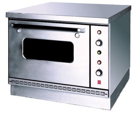 Back und Bratofen GB 1 1 Etage GN 2/1 BTH: 800 x 850 x 640 mm - Produkt - Gastrowold-24 - Ihr Onlineshop für Gastronomiebedarf
