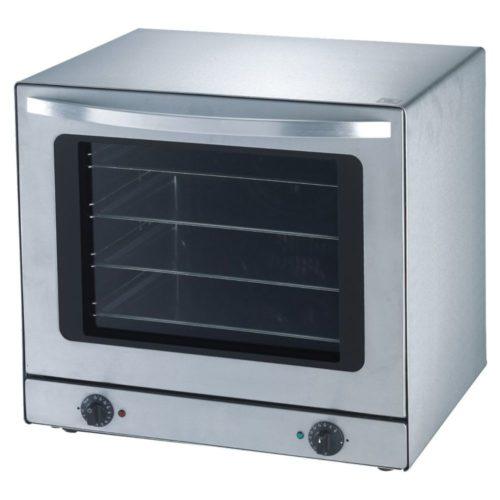 Backofen mit Grill, Deluxe Umluftofen, 675x580x500 mm, 57 L, - GGG - Gastroworld-24