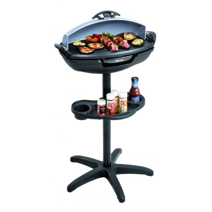 Barbecue Grill, Stand und Tisch - Bartscher - Gastroworld-24