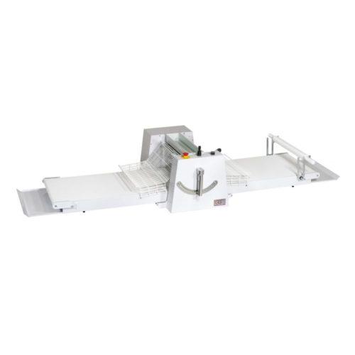 Blätterteigmaschine, 2450x880x460 mm, Kapazität: 8 kg Teig, - GGG - Gastroworld-24