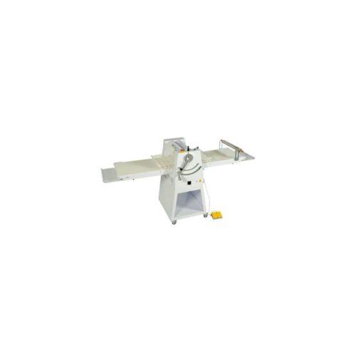 Blätterteigmaschine, 2450x955x1280 mm, Kapazität: 8 kg Teig, - GGG - Gastroworld-24