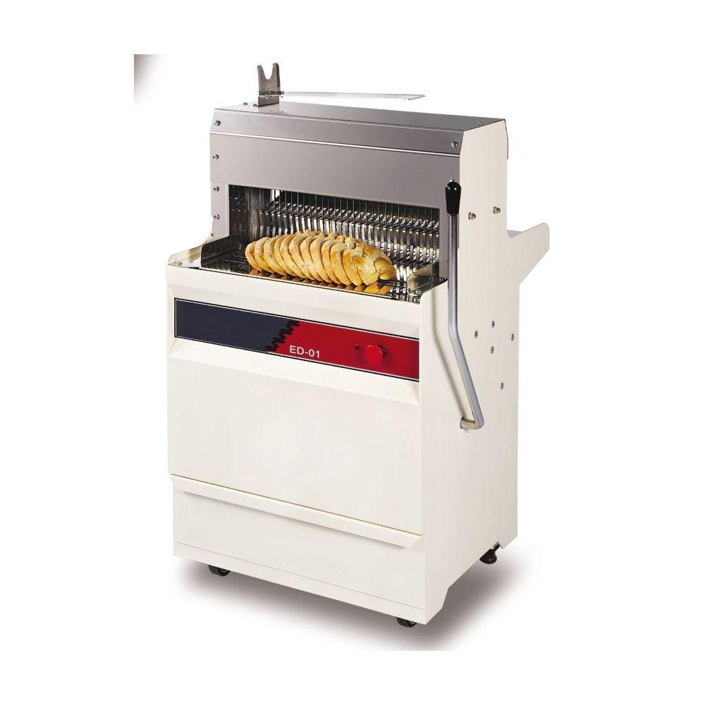Brotschneidemaschine, 650 x 720 x 1100 mm, 370 W, 230 V, - GGG - Gastroworld-24