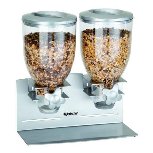 Cerealienspender, 2-fach - Bartscher - Gastroworld-24