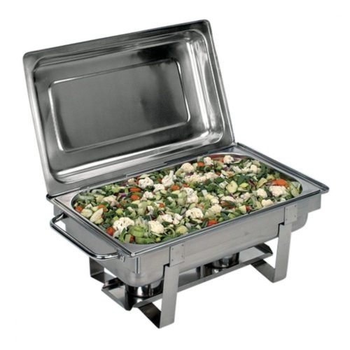 Chafing Dish, 1x GN 1/1 H=65 mm - Virtus - Gastroworld-24