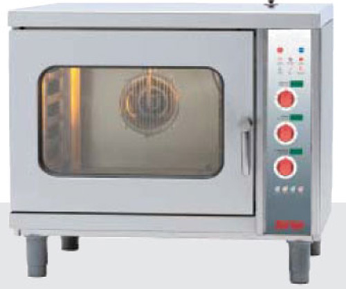 Combi-Dämpfer CDS 6 Tmatic 6 Einschübe GN1/1 BTH 930x8 - Produkt - Gastrowold-24 - Ihr Onlineshop für Gastronomiebedarf