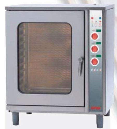 Combi-Dämpfer CDS10 Gas Tmatic 10 Einschübe GN 1/1 BTH - Produkt - Gastrowold-24 - Ihr Onlineshop für Gastronomiebedarf