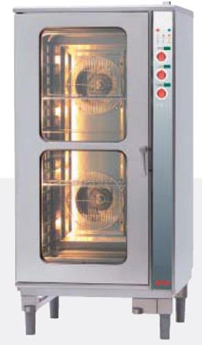 Combi-Dämpfer CDW 20B Elektro 20 Einschübe GN1/1 BTH 9 - Produkt - Gastrowold-24 - Ihr Onlineshop für Gastronomiebedarf