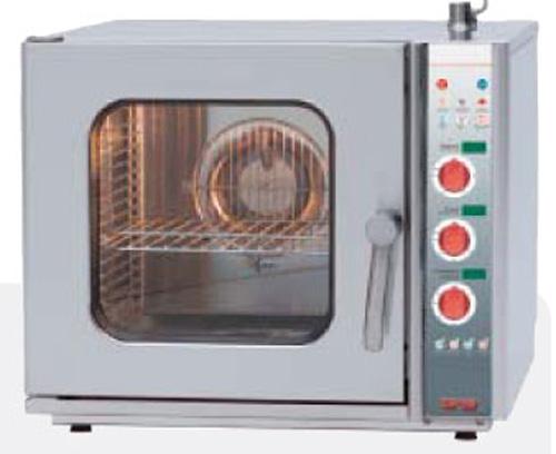 Combi-Dämpfer CDW 4 Elektro 4 Einschübe GN2/3 BTH 600x - Produkt - Gastrowold-24 - Ihr Onlineshop für Gastronomiebedarf