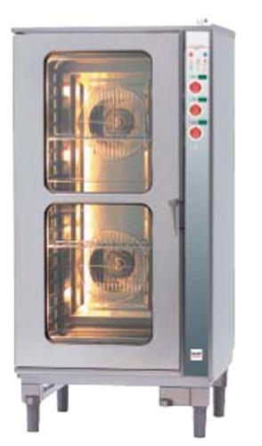 Combi Dämpfer Multi Steam GAS MS 40 GN1/1 M-tronic 34400 (4 - Produkt - Gastrowold-24 - Ihr Onlineshop für Gastronomiebedarf