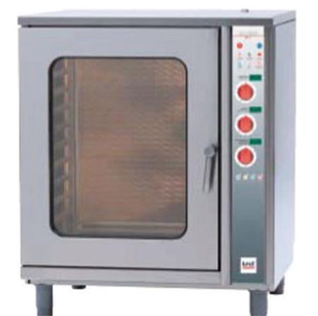 Combi Dämpfer Multi Steam MS 20T GN1/1 M-tronic 28380 (33kW - Produkt - Gastrowold-24 - Ihr Onlineshop für Gastronomiebedarf