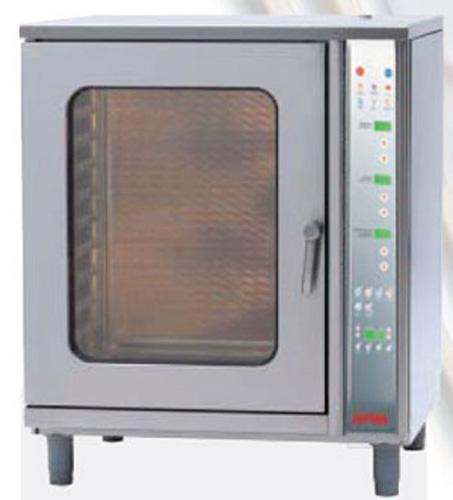 Combi-DämpferCDS 10Gas Tsmatic 10 Einschübe GN 1/1 BTH - Produkt - Gastrowold-24 - Ihr Onlineshop für Gastronomiebedarf