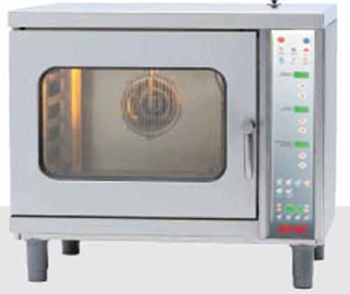 Combi-DämpferCDS 6 Gas Tsmatic 6 Einschübe GN 1/1 BTH - Produkt - Gastrowold-24 - Ihr Onlineshop für Gastronomiebedarf