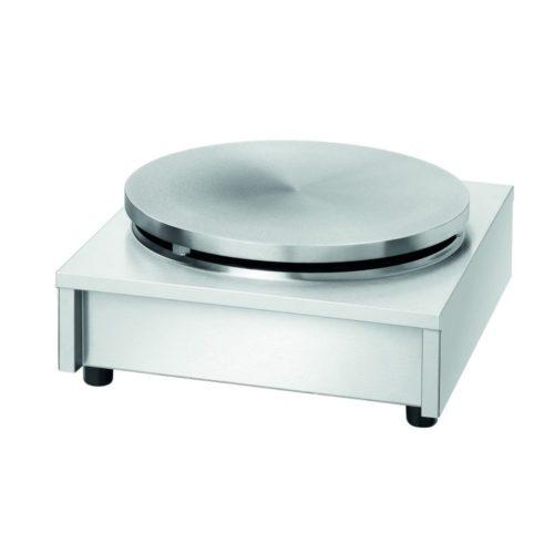 Crépegerät Gas, 1 Platten, 400mm - Bartscher - Gastroworld-24
