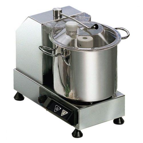 Cutter mit Geschwindigkeitsregler, Tischmodell, 5,3 Liter - Virtus - Gastroworld-24