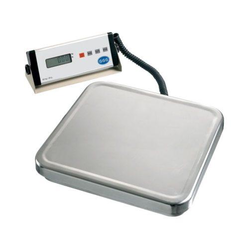 Digital Waage, 310x300x50 mm, Wiegefläche: 310x300 mm, - GGG - Gastroworld-24