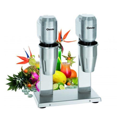 Drink Mixer doppelt 2x700ml - Bartscher - Gastroworld-24