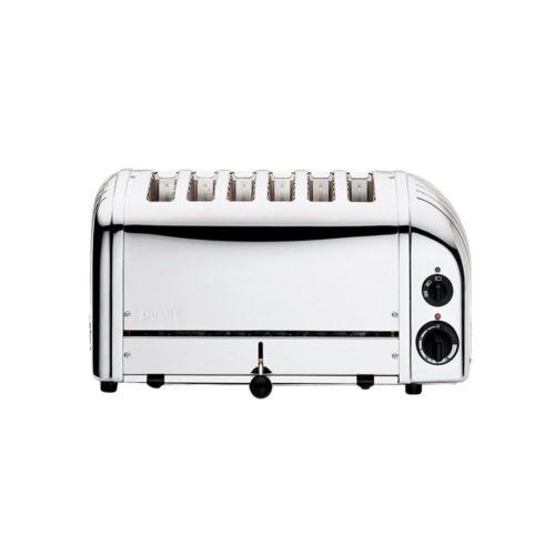 Dualit Classic Toaster 6 Scheiben - Neumärker - Gastroworld-24